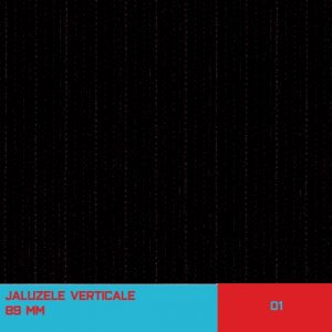 Jaluzele verticale 89 mm cod 01