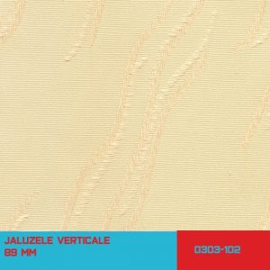 Jaluzele verticale 89 mm cod 0303-102