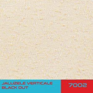 Jaluzele verticale BLACK OUT cod 7002