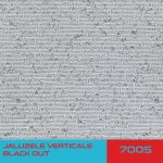 Jaluzele verticale BLACK OUT cod 7005
