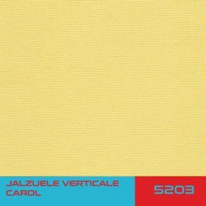 Jaluzele verticale CAROL cod 5203