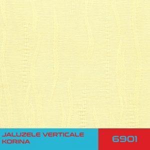 Jaluzele verticale KORINA cod 6901