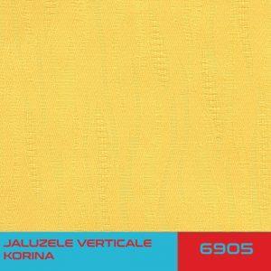 Jaluzele verticale KORINA cod 6905