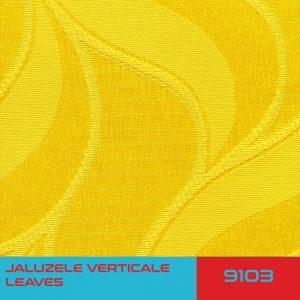 Jaluzele verticale LEAVES cod 9103