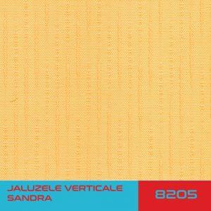 Jaluzele verticale SANDRA cod 8205