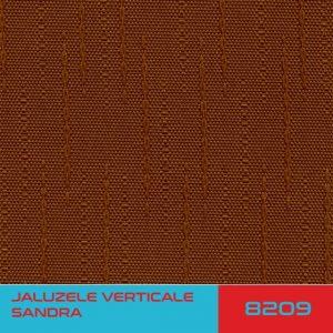 Jaluzele verticale SANDRA cod 8209