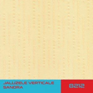 Jaluzele verticale SANDRA cod 8212