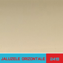 Jaluzele orizontale bej - Jaluzele Bucuresti