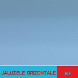 Jaluzele orizontale albastru - Jaluzele Bucuresti