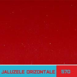 Jaluzele orizontale rosu - Jaluzele Bucuresti