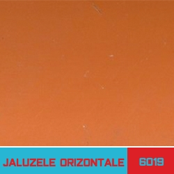Jaluzele orizontale orange - Jaluzele Bucuresti