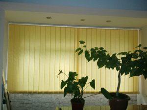 Jaluzele verticale living - Jaluzele Bucuresti