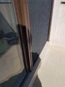 Plasa plisse pentru usa - Jaluzele Bucuresti